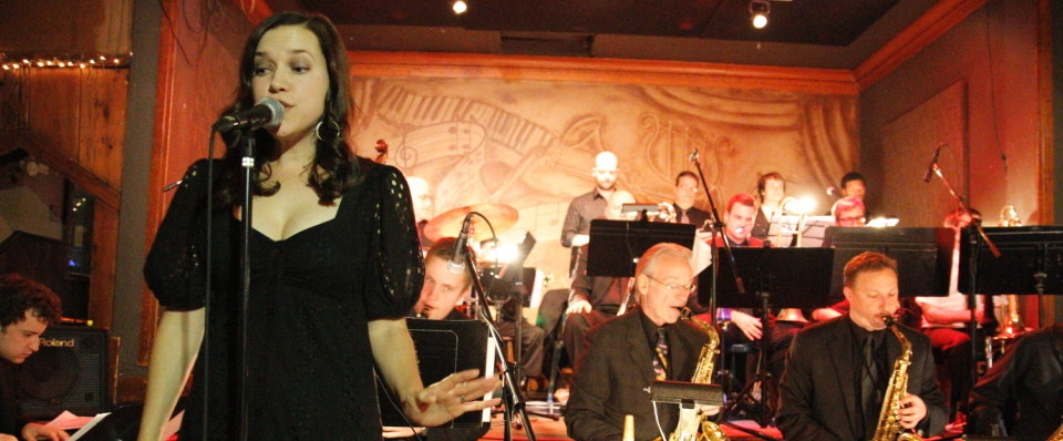 Big Band Boom! with Nicole Kestler at Fitzgeralds