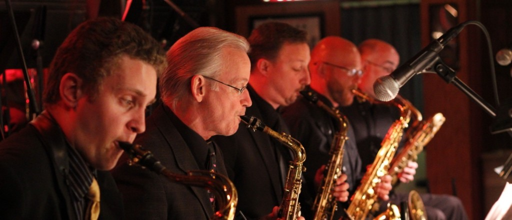Chicago Big Band Sax Section